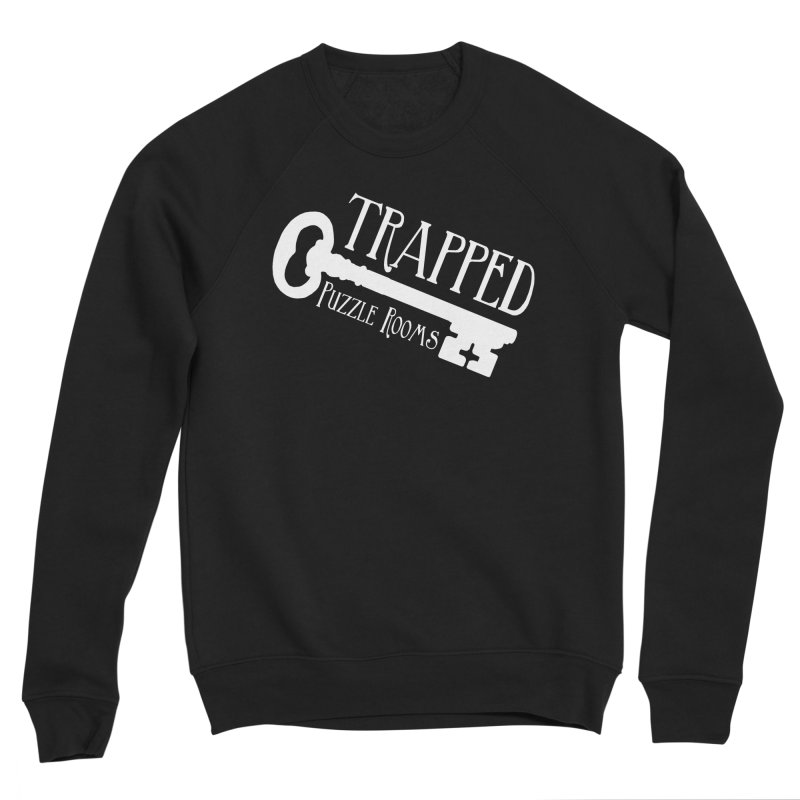 Trapped Puzzle Rooms Classic Men's Sweatshirt by Trapped Puzzle Rooms