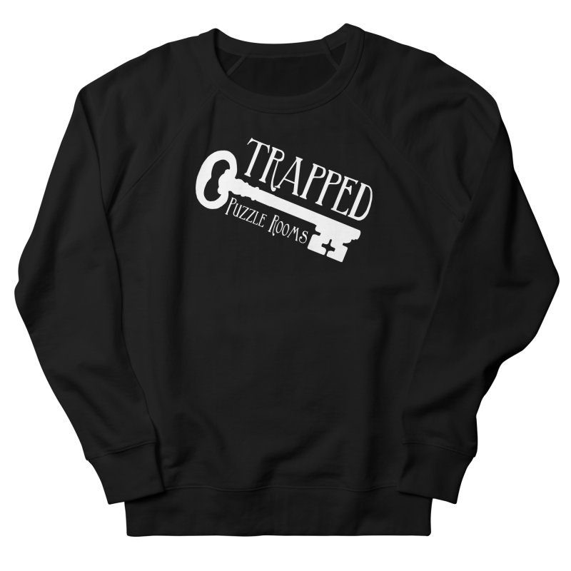 Trapped Puzzle Rooms Classic Women's Sweatshirt by Trapped Puzzle Rooms