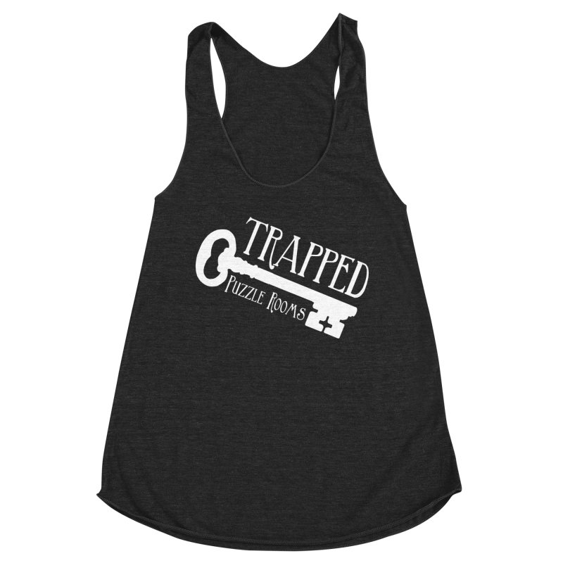Trapped Puzzle Rooms Classic Women's Tank by Trapped Puzzle Rooms