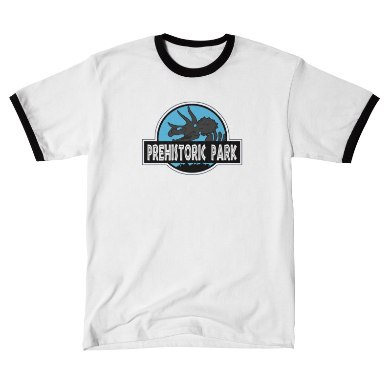 Prehistoric Park Women's T-Shirt by Trapped Puzzle Rooms