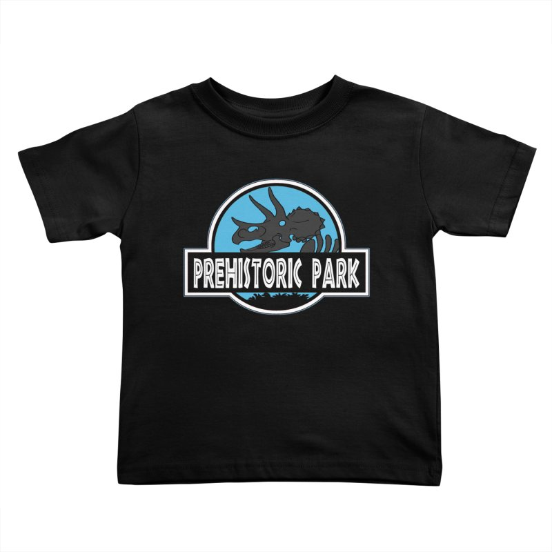 Prehistoric Park Kids Toddler T-Shirt by Trapped Puzzle Rooms
