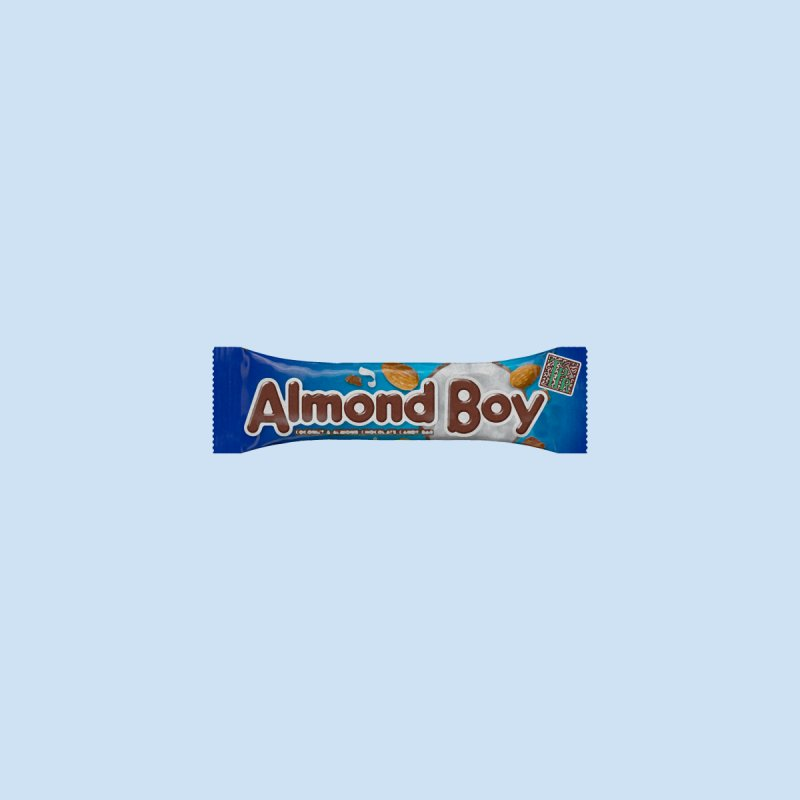Almond Boy Accessories Sticker by Trapped Puzzle Rooms
