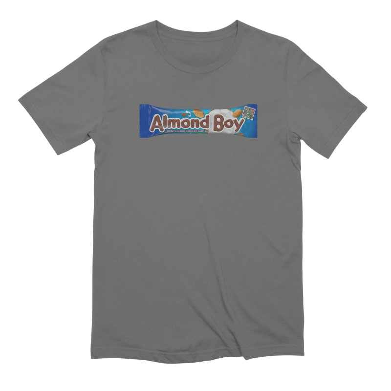 Almond Boy Men's T-Shirt by Trapped Puzzle Rooms