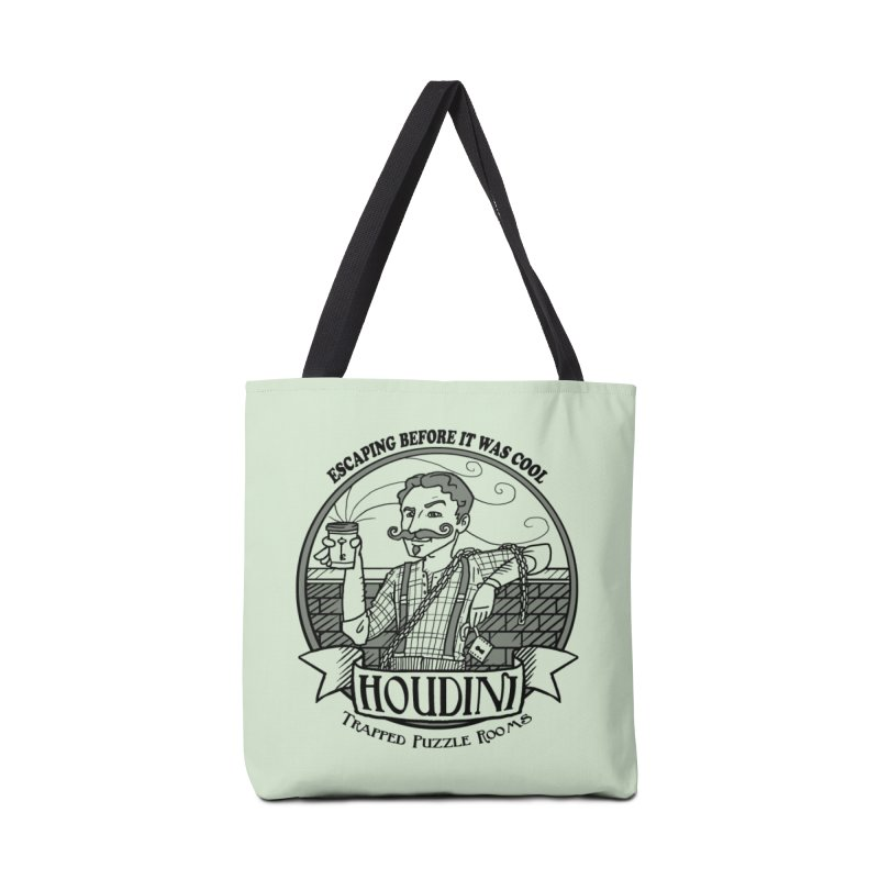 Houdini Hipster Accessories Bag by Trapped Puzzle Rooms