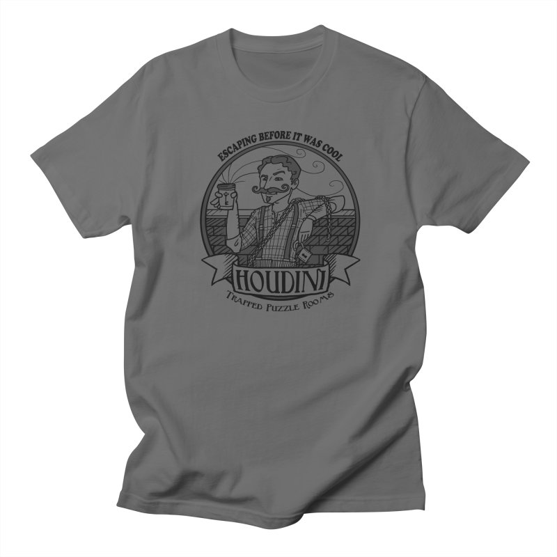 Houdini Hipster Women's T-Shirt by Trapped Puzzle Rooms
