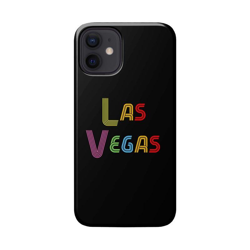 Las Vegas Accessories Phone Case by TC's Locker