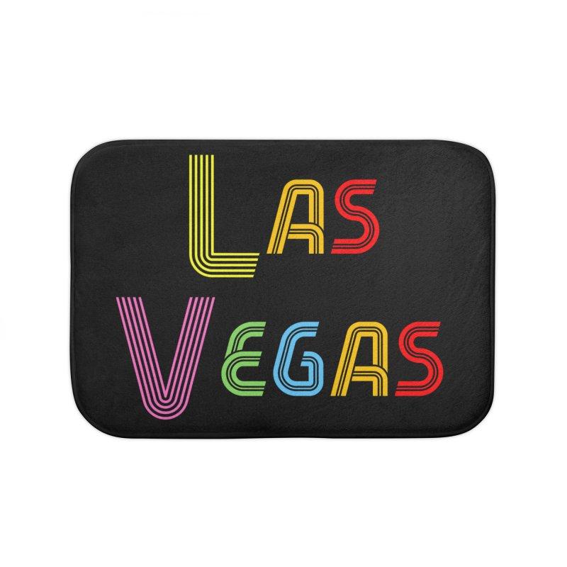 Las Vegas Home Bath Mat by TC's Locker