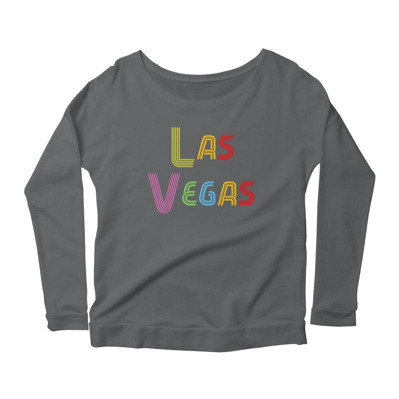 Las Vegas Women's Longsleeve T-Shirt by TC's Locker
