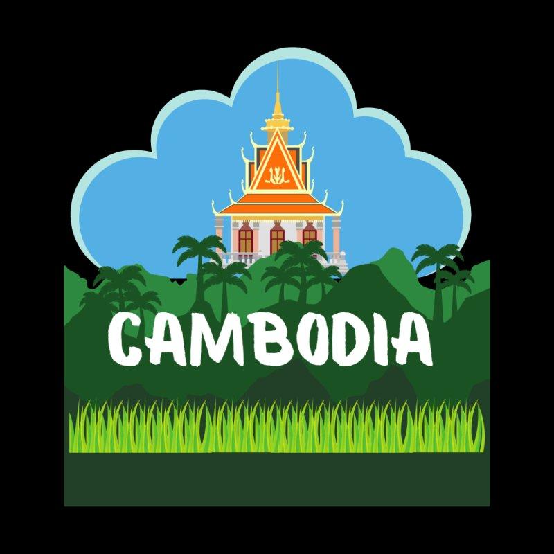Cambodia Women's T-Shirt by TC's Locker