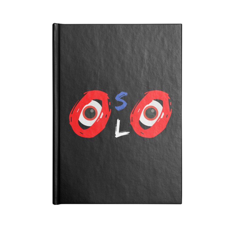 The City of Oslo Accessories Notebook by TC's Locker