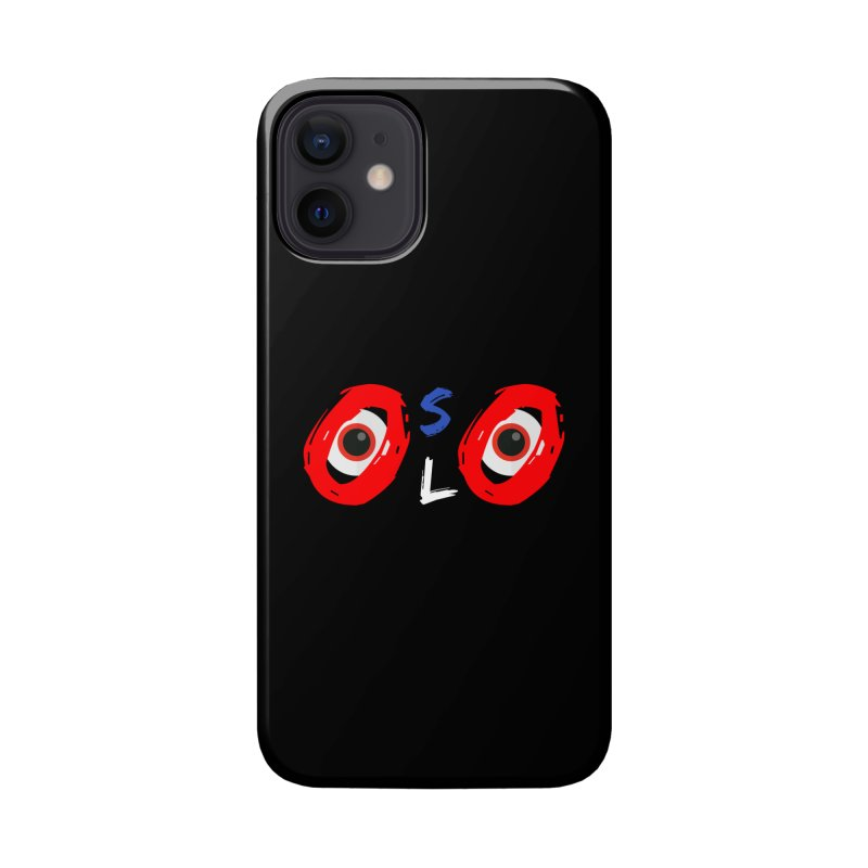 The City of Oslo Accessories Phone Case by TC's Locker