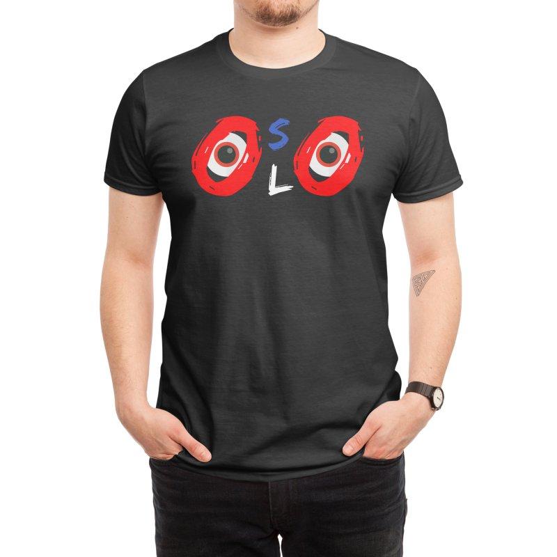 The City of Oslo Men's T-Shirt by TC's Locker
