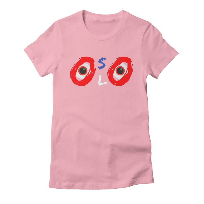 The City of Oslo Women's T-Shirt by TC's Locker