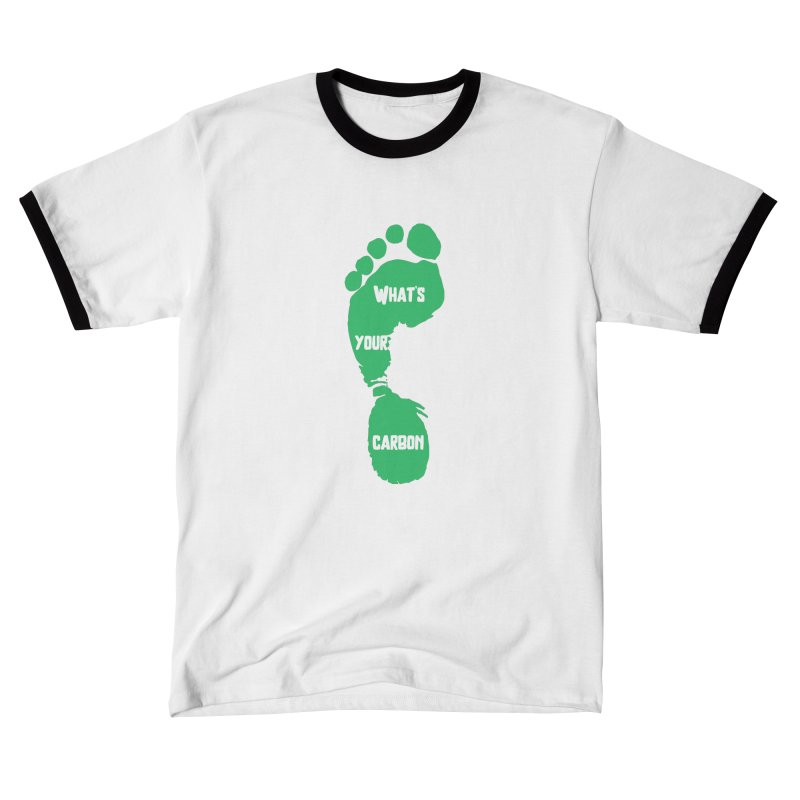 What's your Carbon Footprint? Women's T-Shirt by TC's Locker
