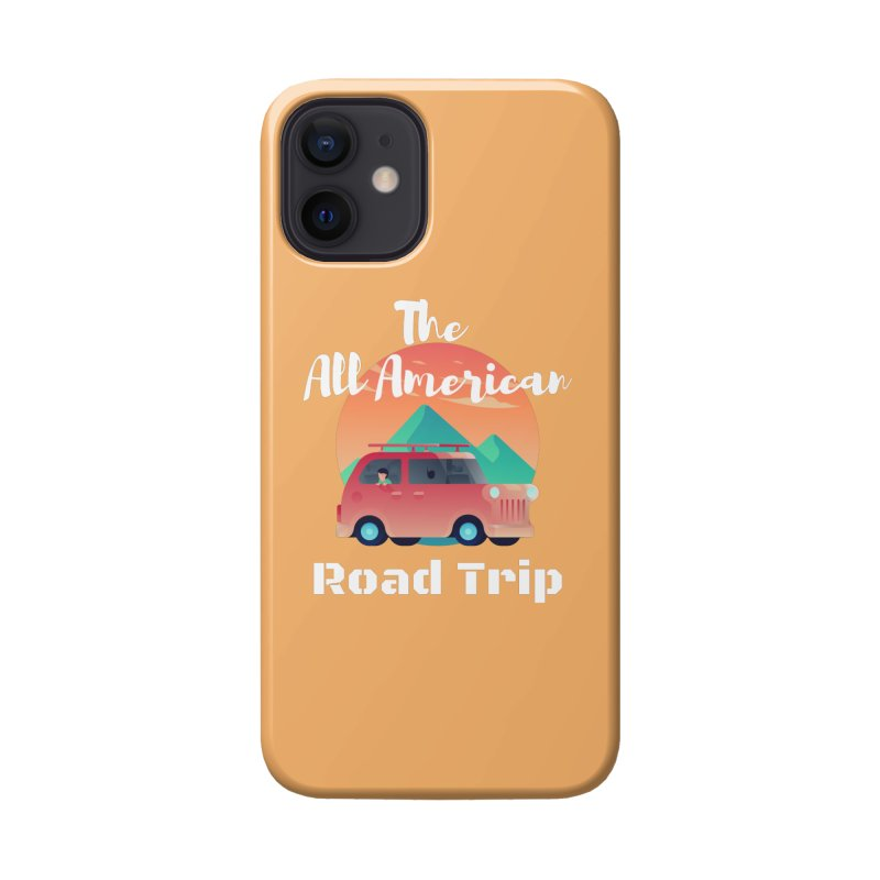 The All American Road Trip Accessories Phone Case by TC's Locker