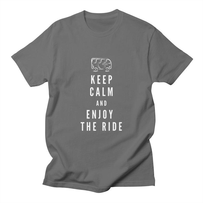 Keep Calm & Enjoy the Ride Women's T-Shirt by TC's Locker