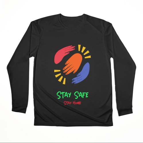 image for Stay Safe, Stay Home