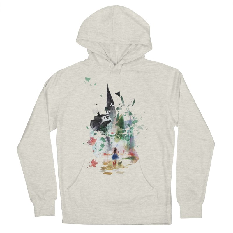 Not in Kansas Anymore Women's Pullover Hoody by Travis Clarke's Artist Shop