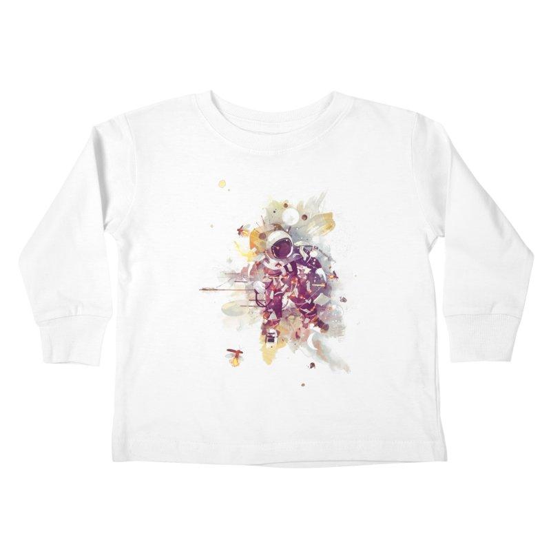Summer Nights Kids Toddler Longsleeve T-Shirt by Travis Clarke's Artist Shop