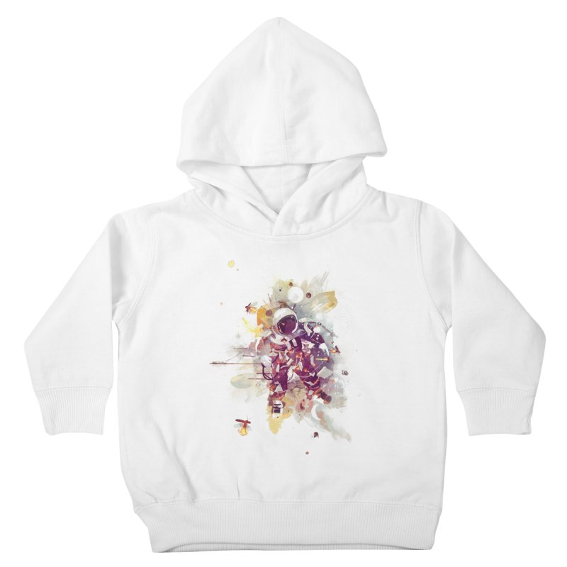 Summer Nights Kids Toddler Pullover Hoody by Travis Clarke's Artist Shop