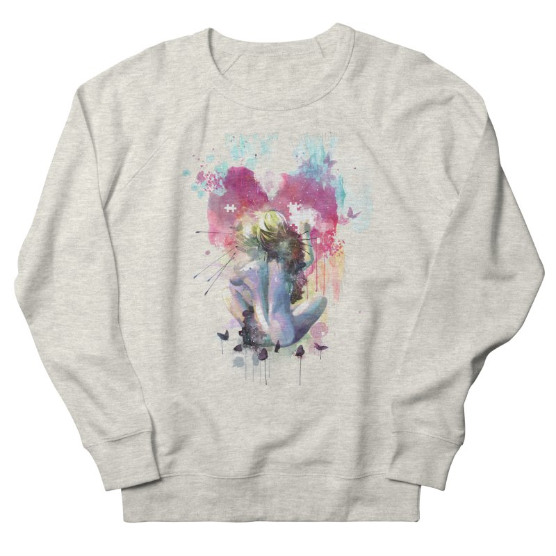 Conundrum Men's Sweatshirt by Travis Clarke's Artist Shop