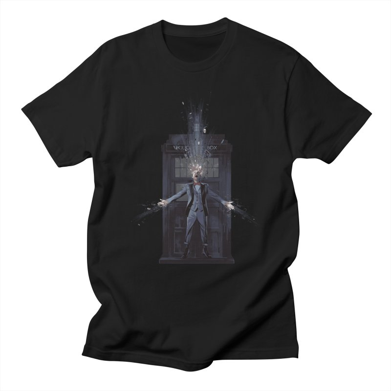 Regeneration Men's T-Shirt by Travis Clarke's Artist Shop