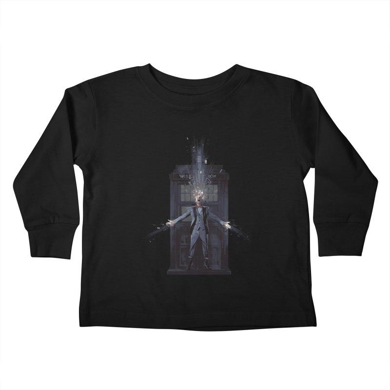 Regeneration Kids Toddler Longsleeve T-Shirt by Travis Clarke's Artist Shop