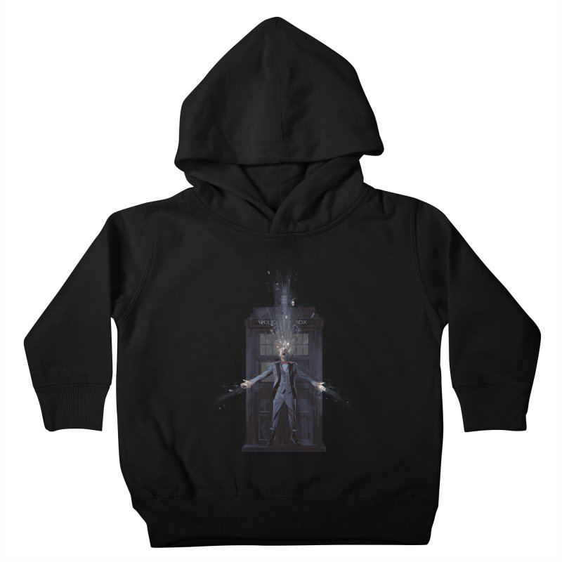 Regeneration Kids Toddler Pullover Hoody by Travis Clarke's Artist Shop