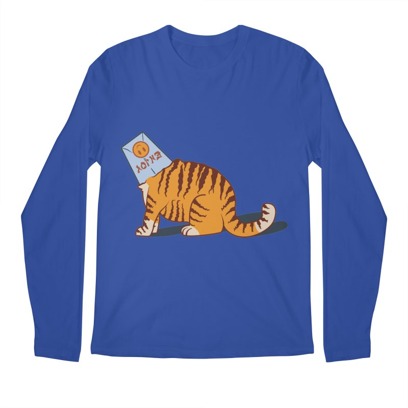 Enjoy Men's Longsleeve T-Shirt by Travis Gore's Shop