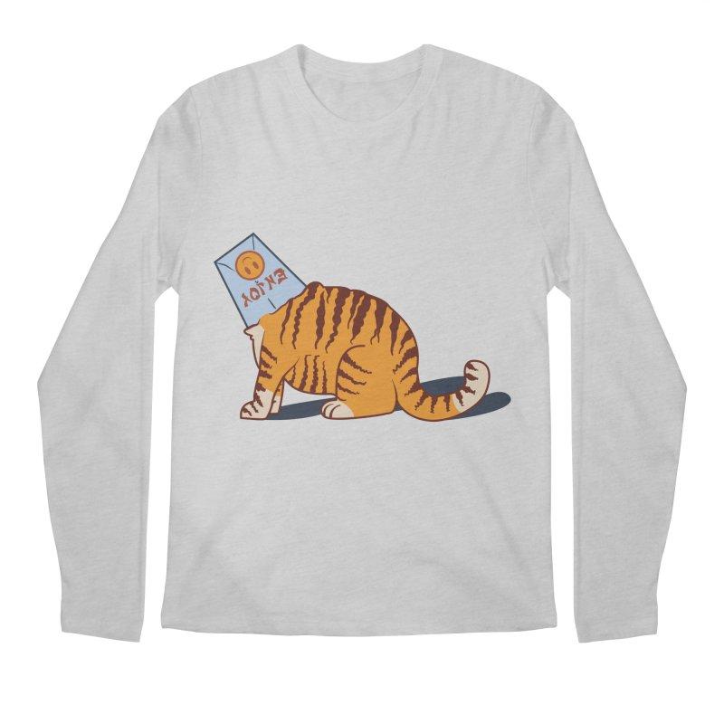 Enjoy Men's Longsleeve T-Shirt by Travis Gore's Shop