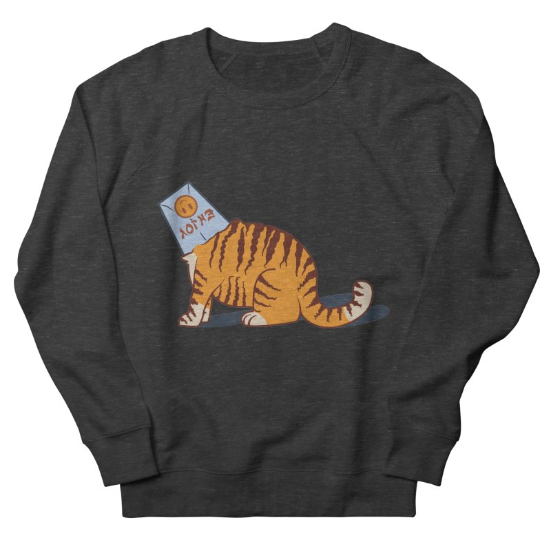 Enjoy Men's Sweatshirt by Travis Gore's Shop
