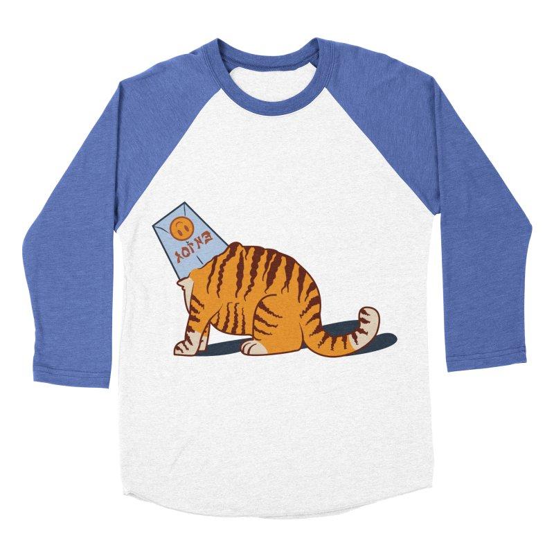 Enjoy Men's Baseball Triblend T-Shirt by Travis Gore's Shop