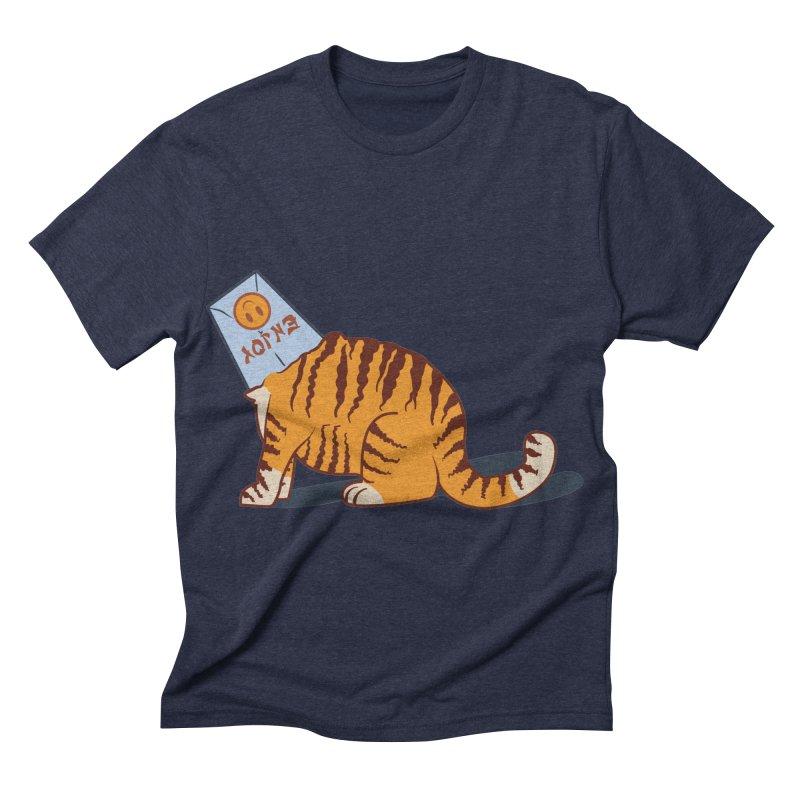 Enjoy Men's Triblend T-shirt by Travis Gore's Shop