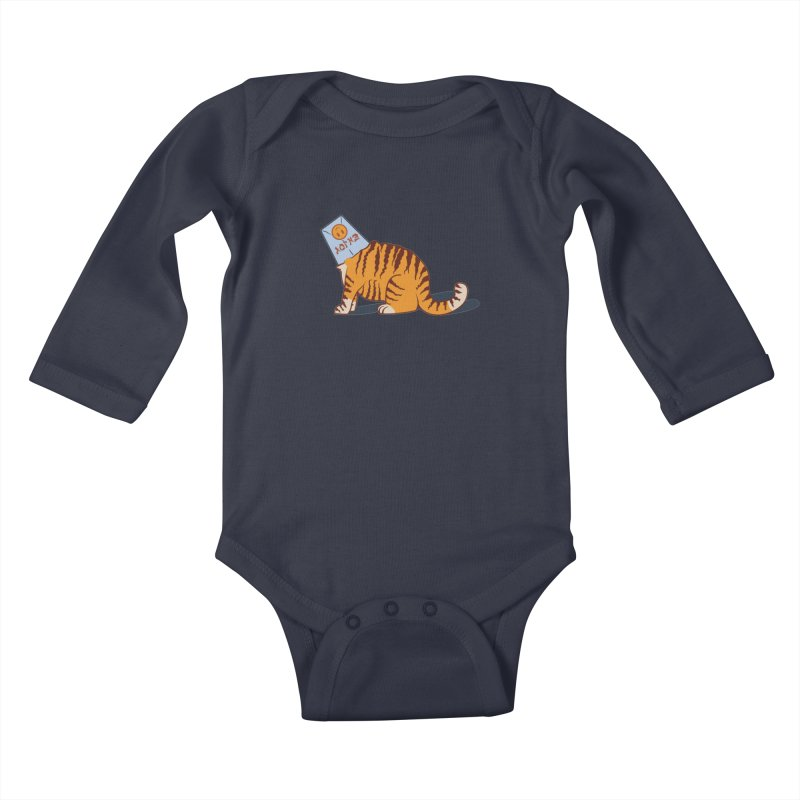 Enjoy Kids Baby Longsleeve Bodysuit by Travis Gore's Shop
