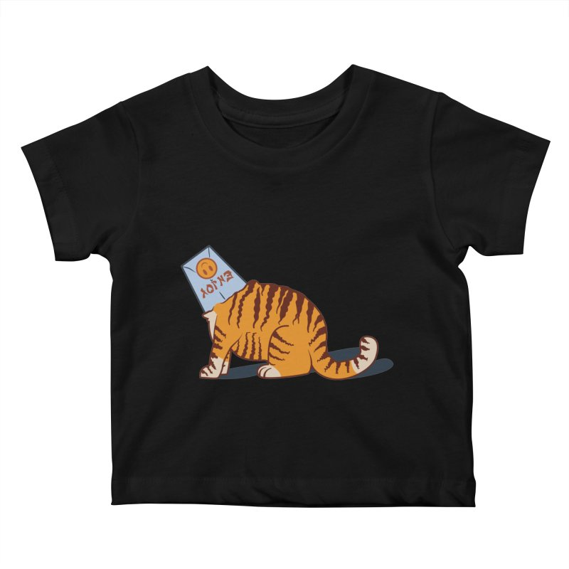 Enjoy Kids Baby T-Shirt by Travis Gore's Shop