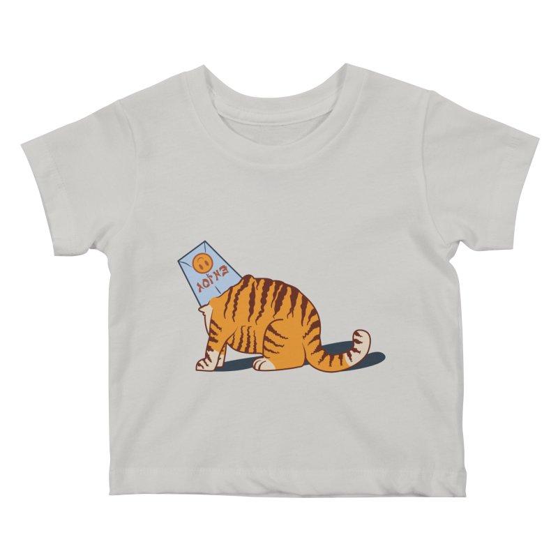 Enjoy Kids Baby T-Shirt by Travis Gore's Shop