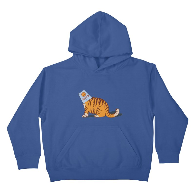 Enjoy Kids Pullover Hoody by Travis Gore's Shop