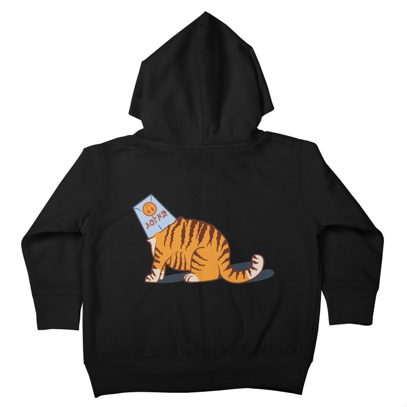 Enjoy Kids Toddler Zip-Up Hoody by Travis Gore's Shop