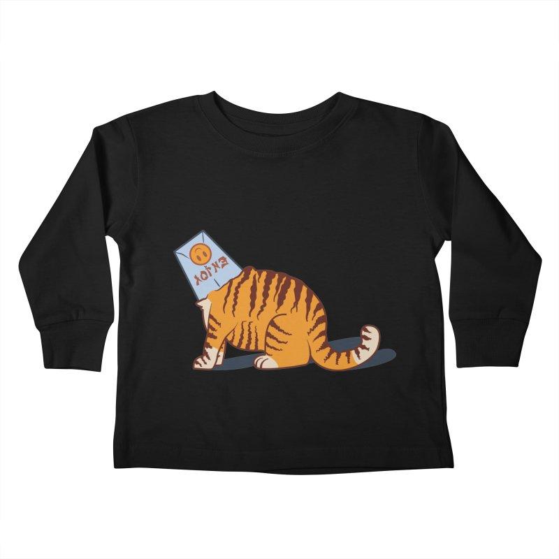Enjoy Kids Toddler Longsleeve T-Shirt by Travis Gore's Shop