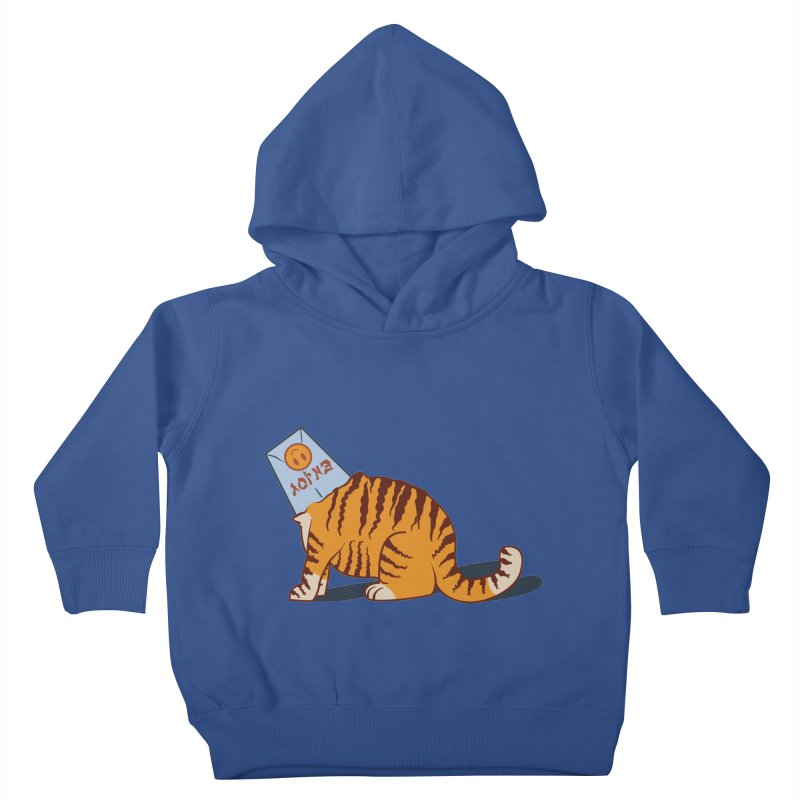 Enjoy Kids Toddler Pullover Hoody by Travis Gore's Shop