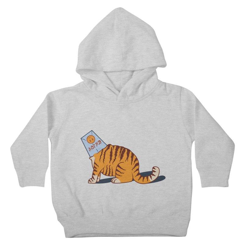 Enjoy Kids Toddler Pullover Hoody by Travis Gore's Shop