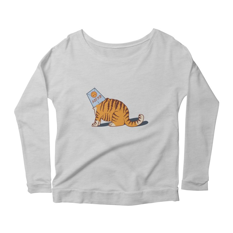 Enjoy Women's Longsleeve Scoopneck  by Travis Gore's Shop