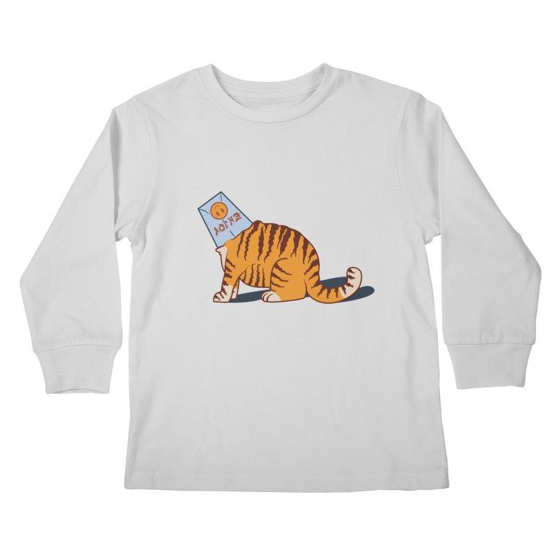 Enjoy Kids Longsleeve T-Shirt by Travis Gore's Shop