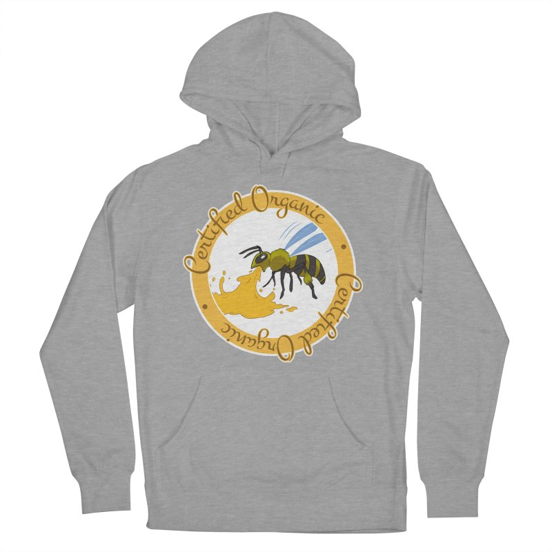 Certified Organic Women's Pullover Hoody by Travis Gore's Shop