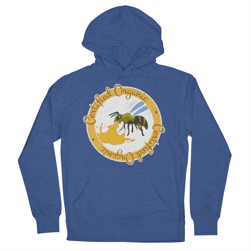 Certified Organic Men's Pullover Hoody by Travis Gore's Shop