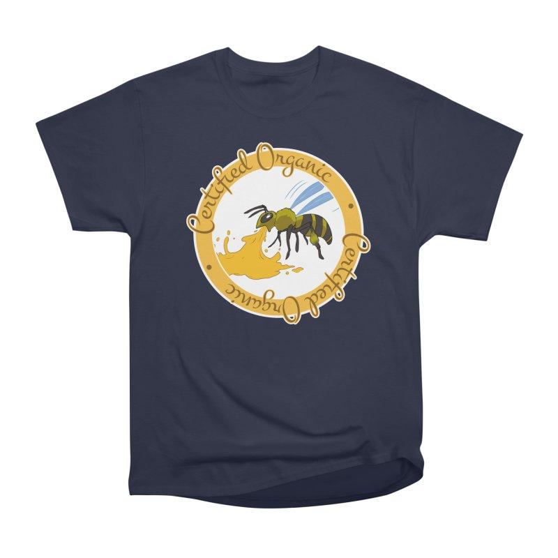 Certified Organic Men's Classic T-Shirt by Travis Gore's Shop