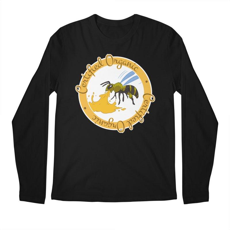 Certified Organic Men's Longsleeve T-Shirt by Travis Gore's Shop