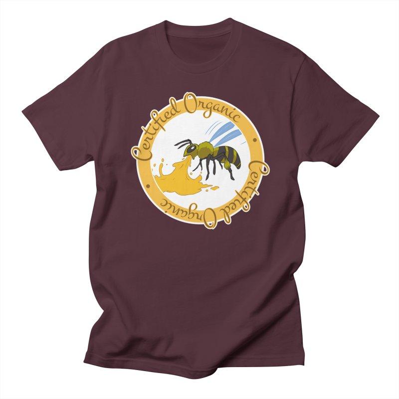 Certified Organic Women's Unisex T-Shirt by Travis Gore's Shop