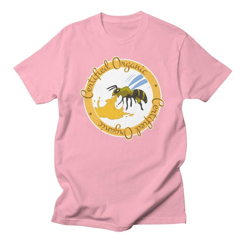 Certified Organic Men's T-shirt by Travis Gore's Shop
