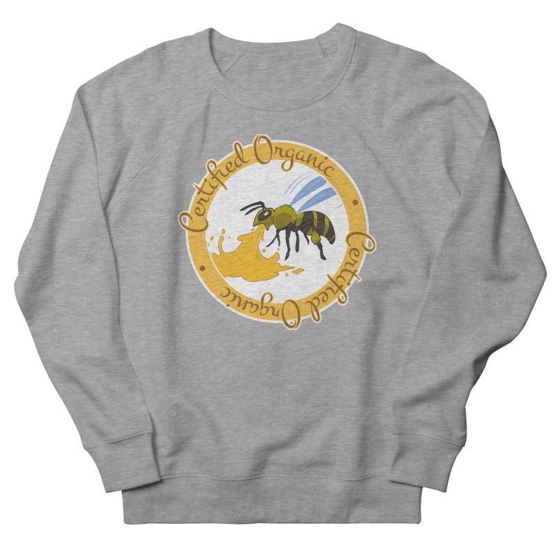 Certified Organic Women's Sweatshirt by Travis Gore's Shop